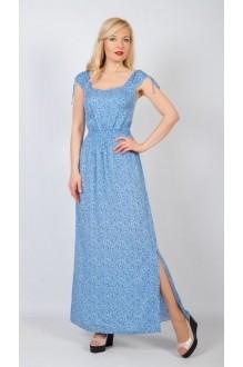 TricoTex Style Л 1723 голубой