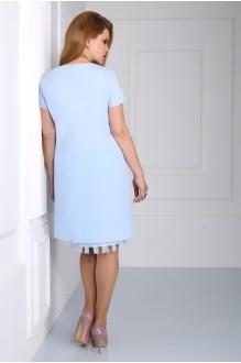 Вечерние платья Matini 3.1110 голубой фото 2